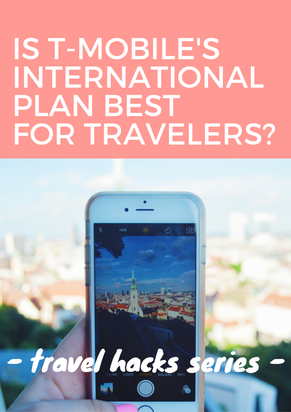 Is T-Mobile's International Plan Best For Travelers? 2016 Review