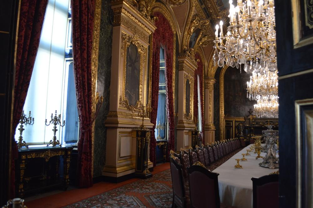 Napoleon III's room The Louvre