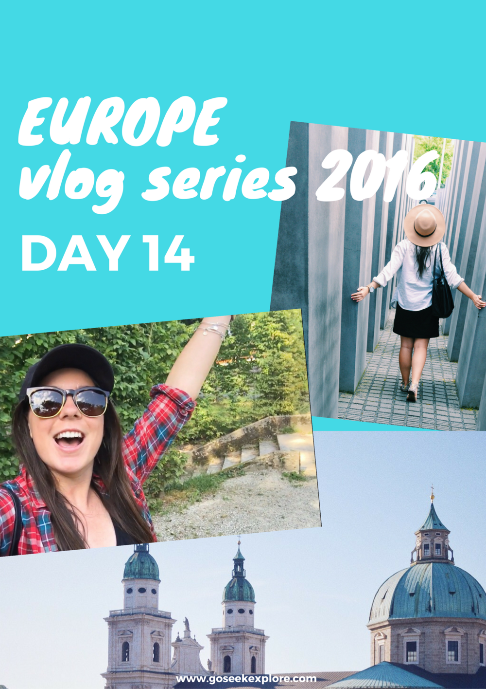 "What it's like to visit BAVARIA, Germany! Mountains with snow (even in the summer), Neuschwanstein Castle - aka the castle that inspired Disney - and a beer garden (or ""biergarten"") in Munich for dinner!"
