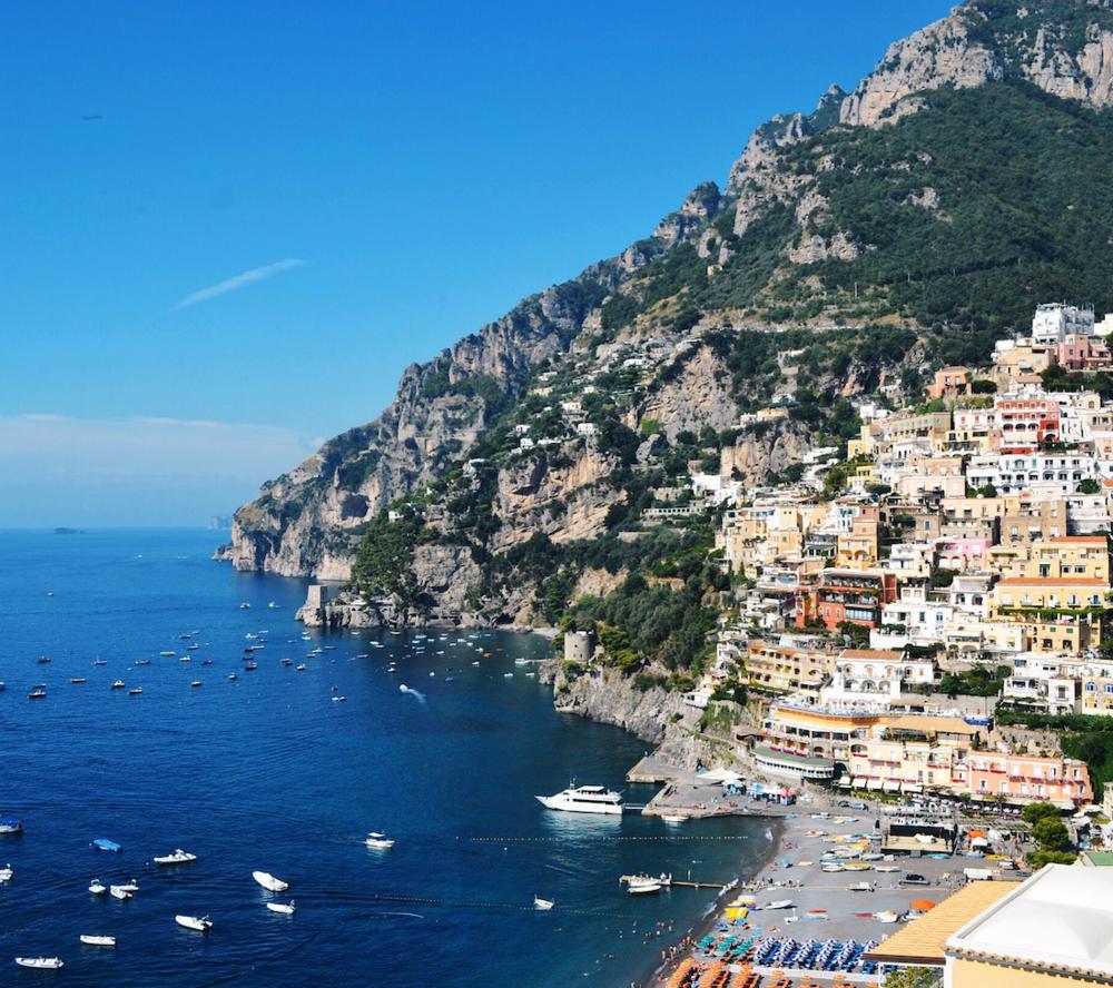 Positano, Italy - Amalfi Coast