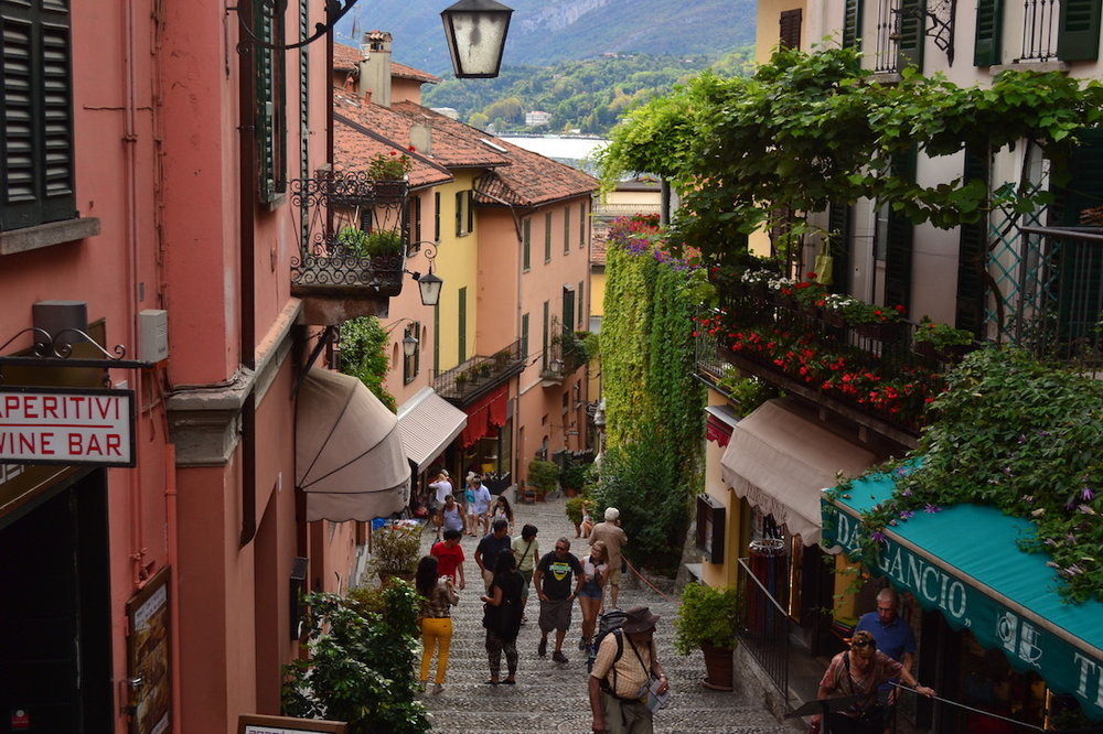 Bellagio, Italy [Lake Como]