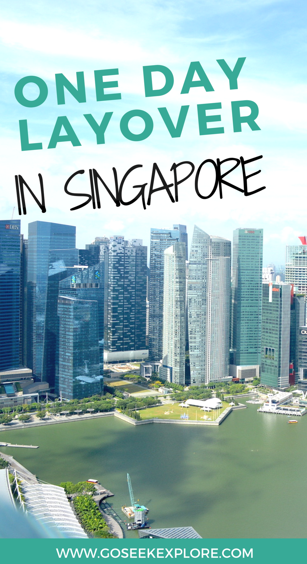Want to see Singapore during your layover? Make sure to check these things to do on a Singapore layover - this post goes over what to do on a one day layover in Singapore