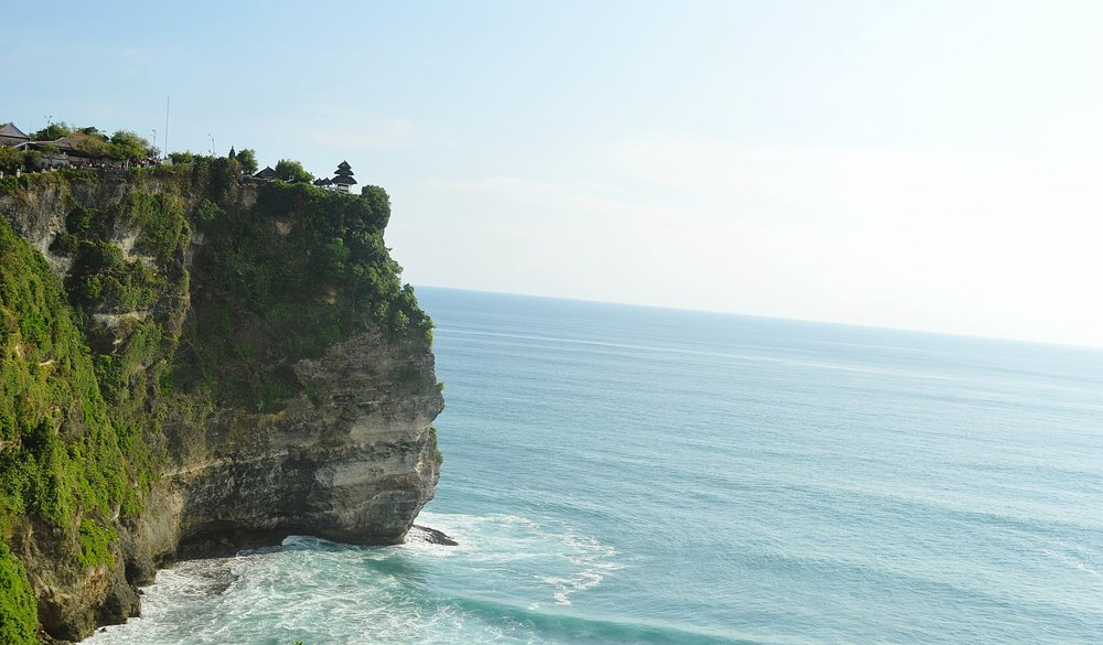 Uluwatu Temple in Bali - 14 things you must do on a trip to Bali!
