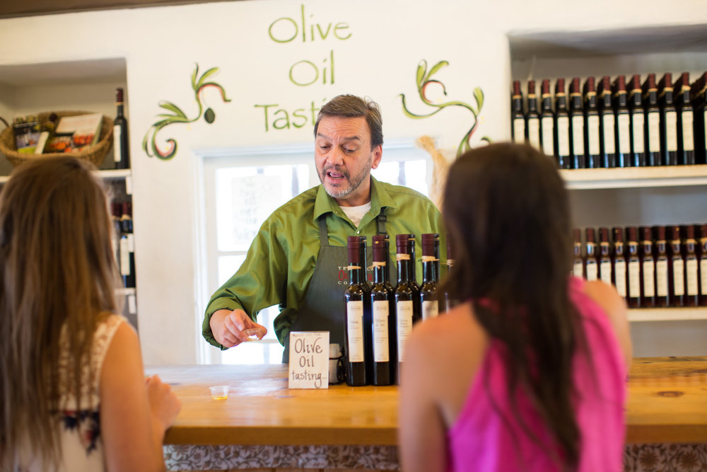Fun things to do in Old Town San Diego! Olive Oil Tastings at Temecula Olive Oil company are AMAZING. The oils are SO good, and the staff teaches you about each type and gives you cooking/serving recommendations!