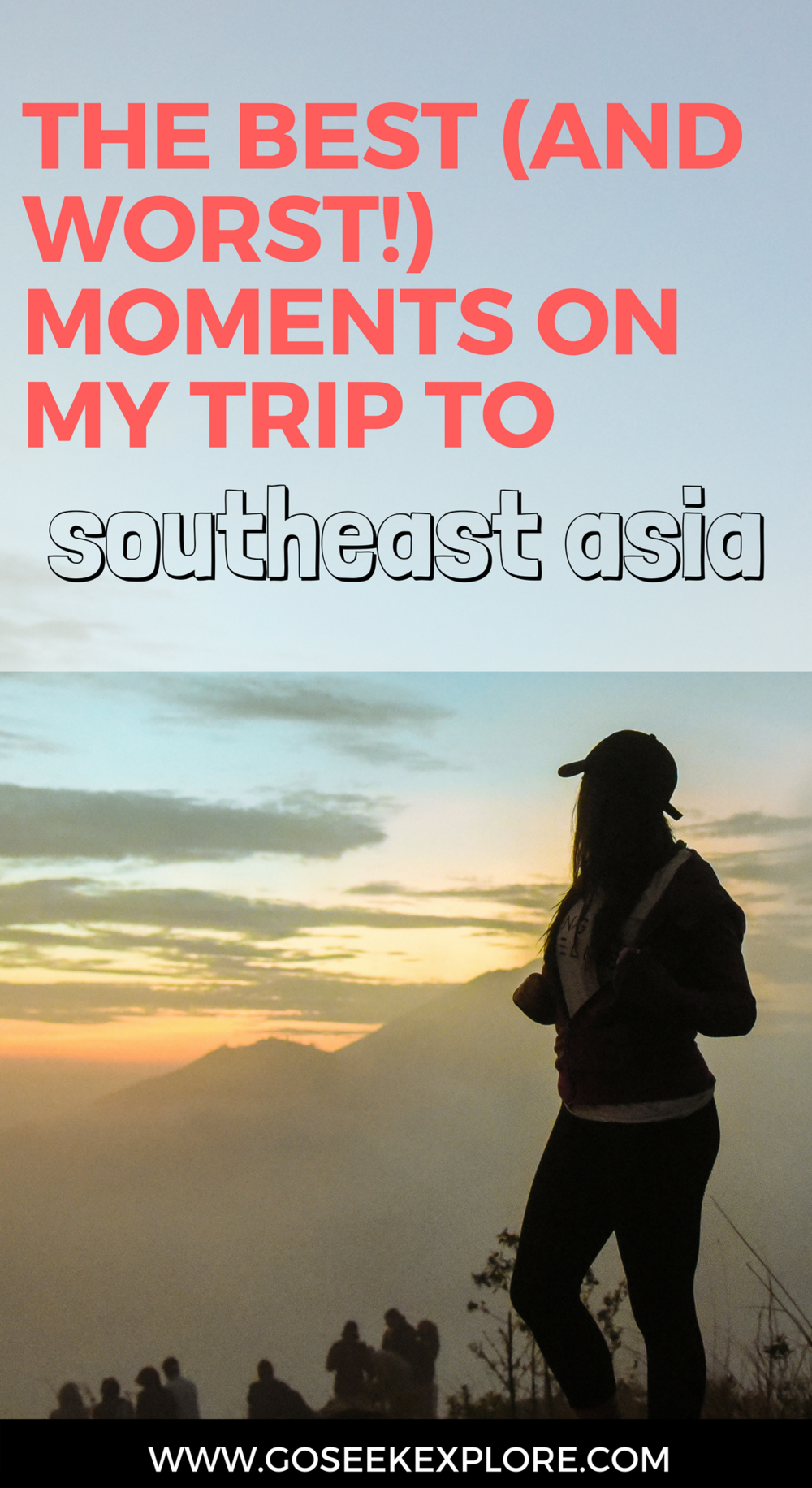 the best & worst moments backpacking and traveling southeast asia, new zealand, and australia