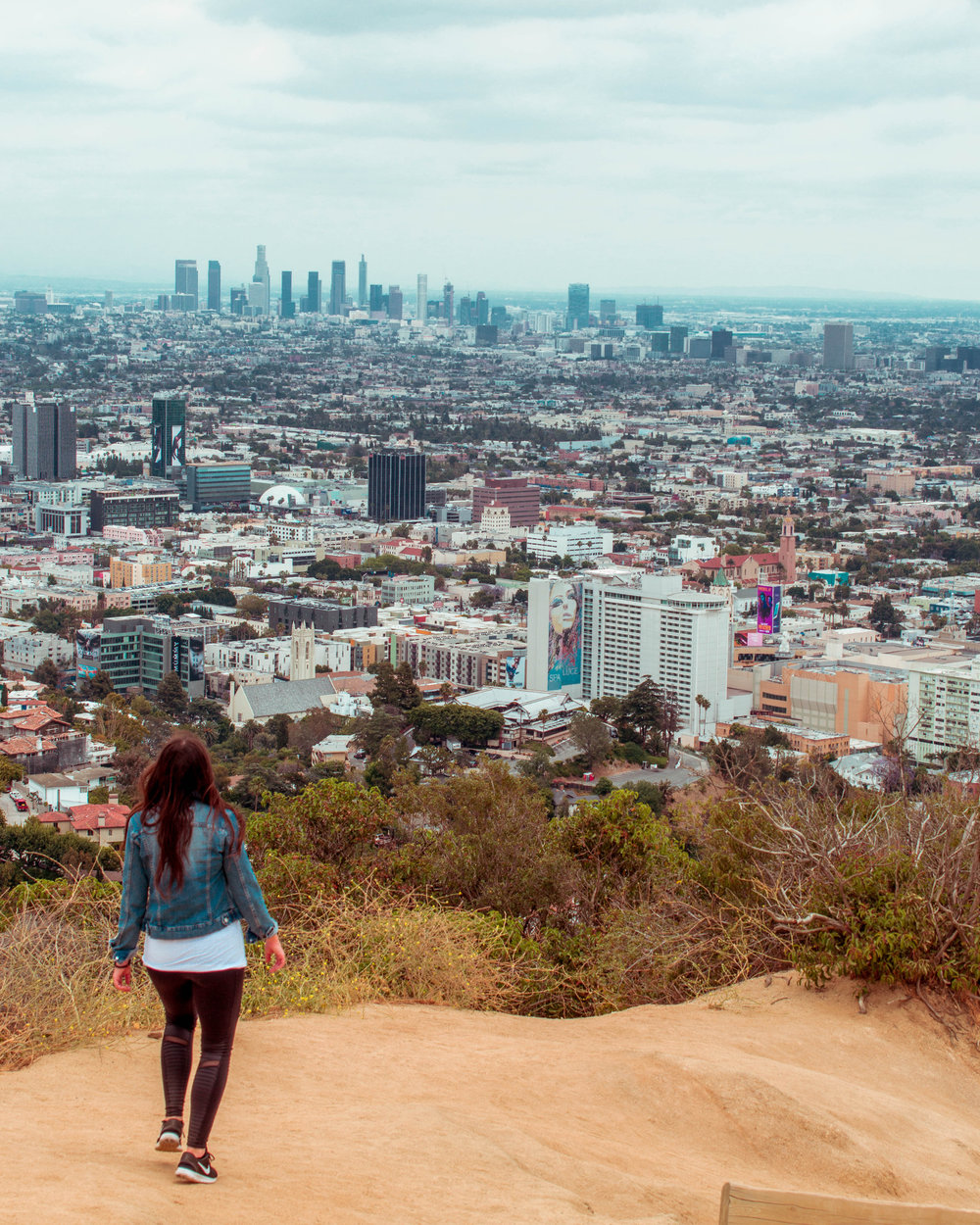 11 Tips for Living your Best Life at goseekexplore.com | Go Seek Explore travel blog | PHOTO: Runyon Canyon in Hollywood/Los Angeles, California