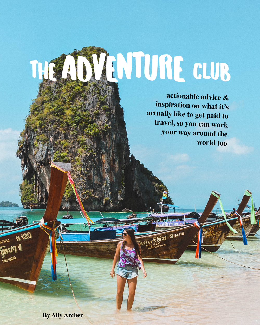 The Adventure Club book - Sydney, Australia Travel | 2017 Travel Year in Review + Travel and Blog Goals for 2018 | goseekexplore.com
