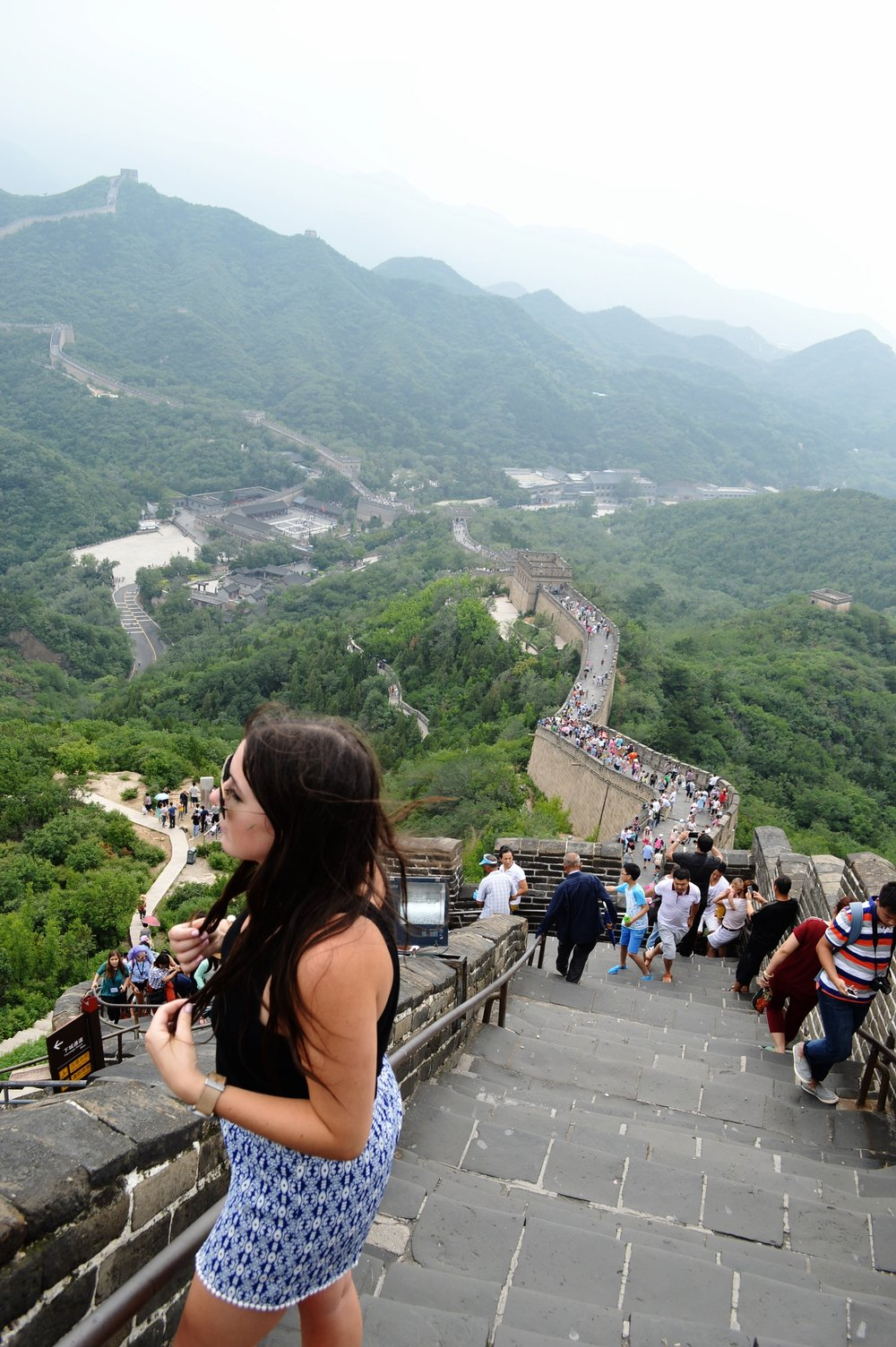 Great Wall of China / 5 Things I've Learned from 5 Years of Travel - GoSeekExplore.com