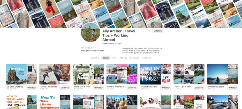 How to Start, Grow, and Earn Money from a Travel Blog - EXTREMELY helpful blog post on starting a blog! Filled with tips and resources on should you create a blog, to setting it up, best practices, getting blog traffic, and earning money from blogging. Highly recommend. | goseekexplore.com | Go Seek Explore by Ally Archer