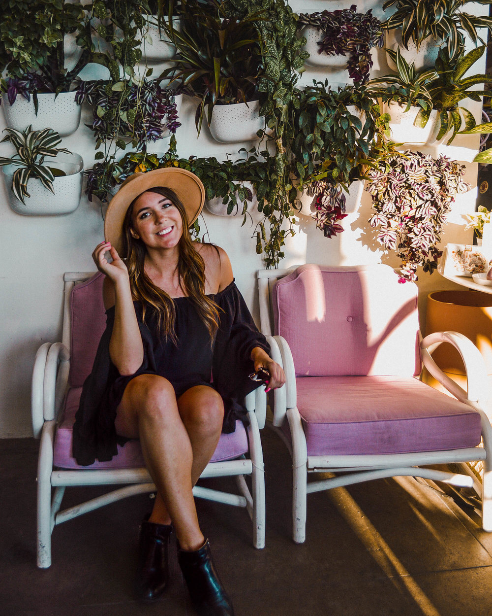 Best Instagram Spots in San Diego: Popular Insta-worthy Locations / The Best Photo Walls in San Diego - North Park / goseekexplore.com / go seek explore by ally archer