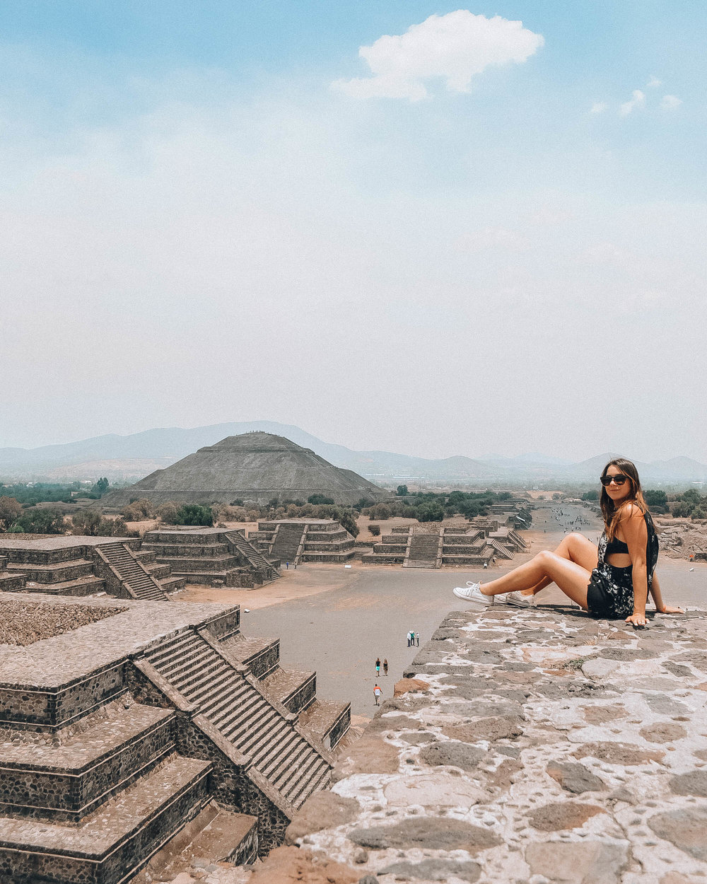 Teotihuacan Pyramids, Mexico