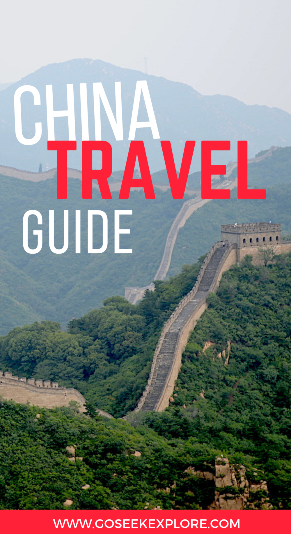 The ultimate China travel guide for Beijing, Shanghai, and Hangzhou! Quick tips and best things to know before your trip to China. / China-Travel-Guide-Travel-Tips-for-China