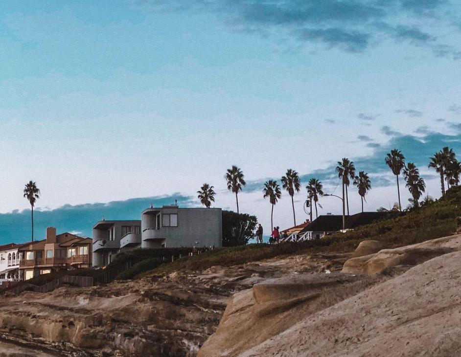 Windansea Beach, California