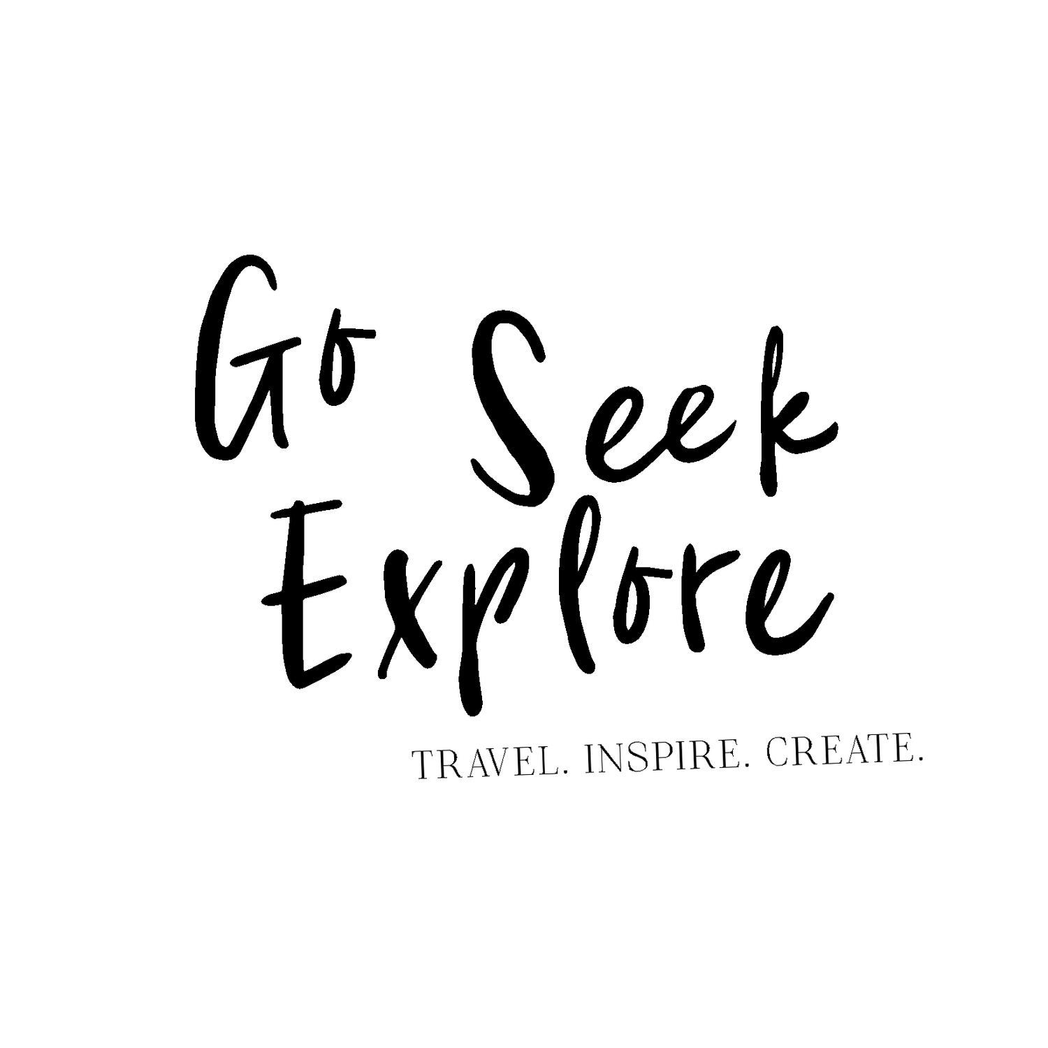 GO SEEK EXPLORE