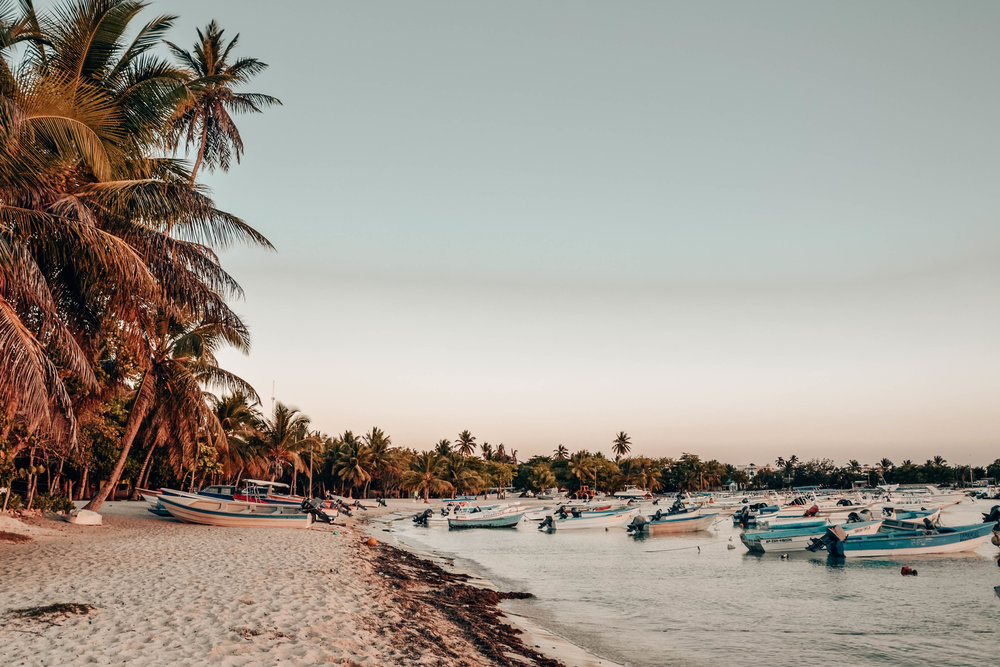 One of the most beautiful islands in the Caribbean! This 2-week Dominican Republic travel itinerary covers Punta Cana, Santo Domingo, Las Terrenas, La Romana, and Bayahibe, how to get to each location, things to do, and where we stayed! A must-read if you're planning a DR trip! goseekexplore.com