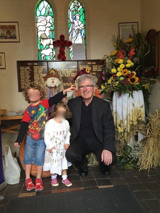 A lovely time was had in the Village Hall in Eggington.  The Parishioners of St. Michael's made Shepherd's Pies to feed at least 35 hungry mouths.  A band played some popular 'musical' music which created a lovely atmosphere.  Apple Pie and cream was served to finish the evening.  A brief video can be found below.