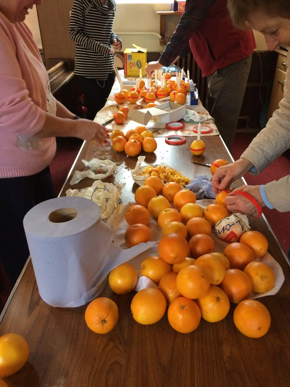 If you wish to find out more about Christingle you can do so here.