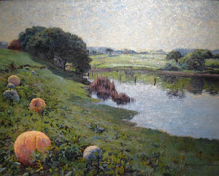 WLA_lacma_Carmel_Valley_Pumpkins_by_Evelyn_McCormick_ca_1907.jpg