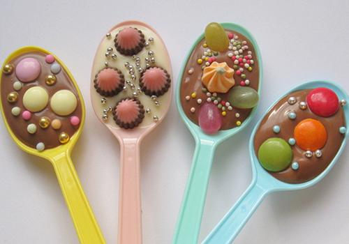 choc-spoons