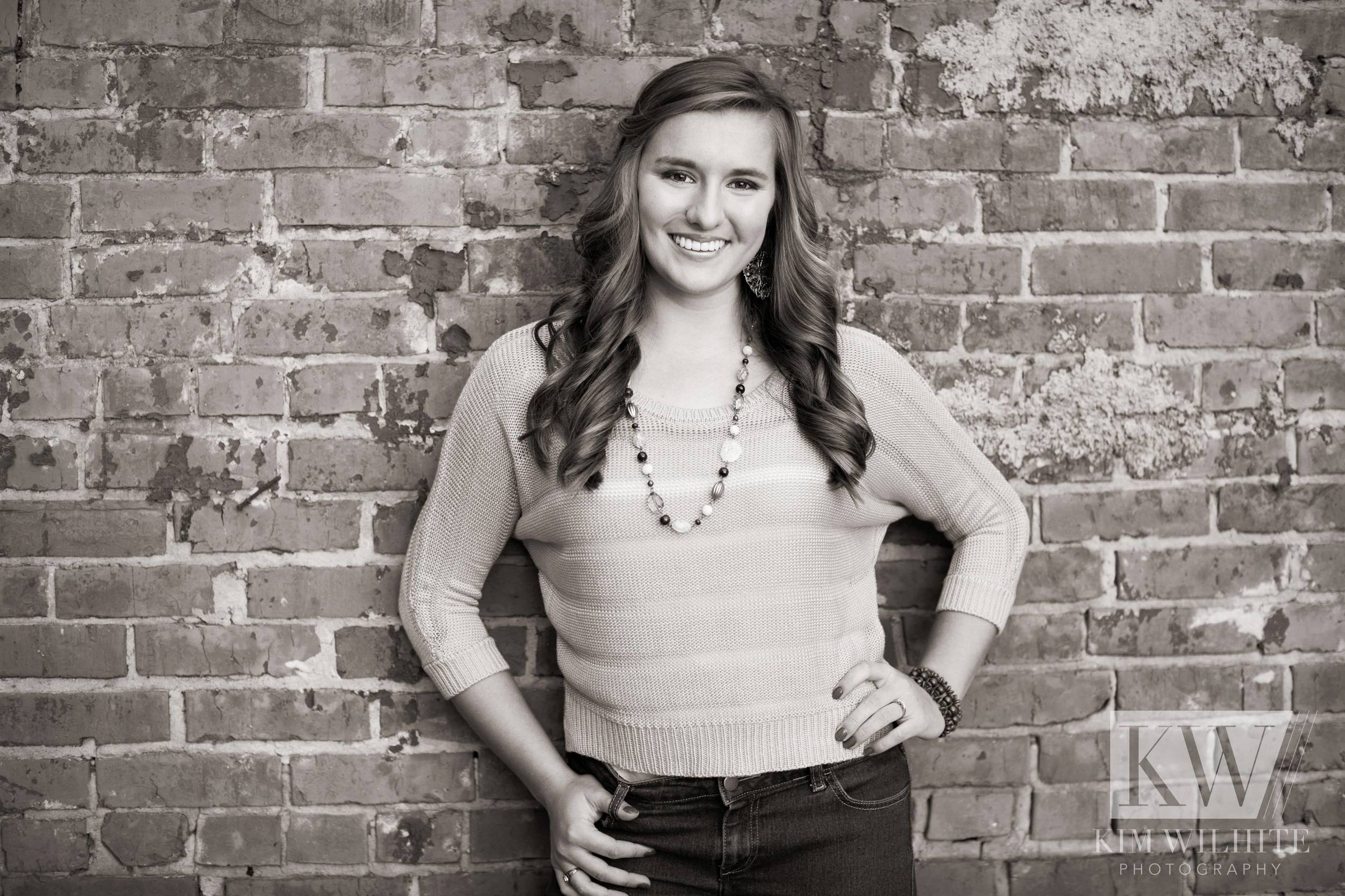 West Monroe High School Senior-3455