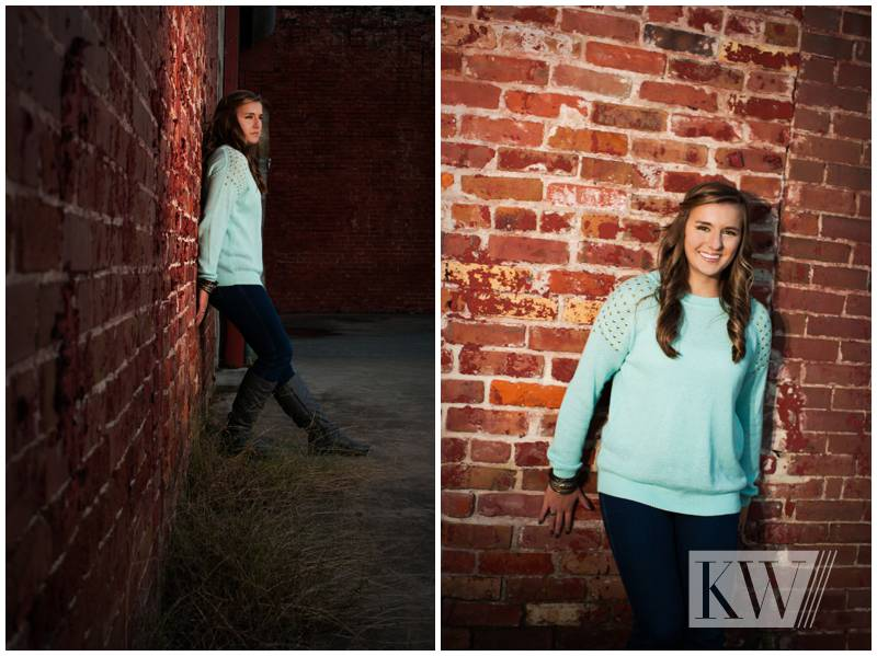 West Monroe High School Senior-3490