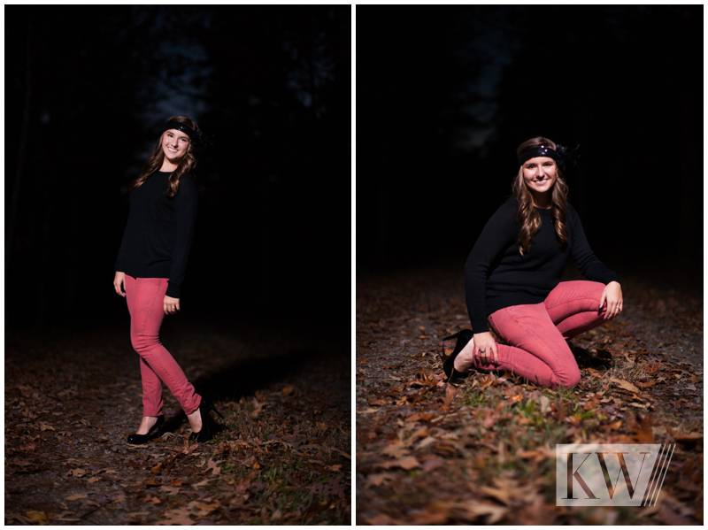 West Monroe High School Senior-3559