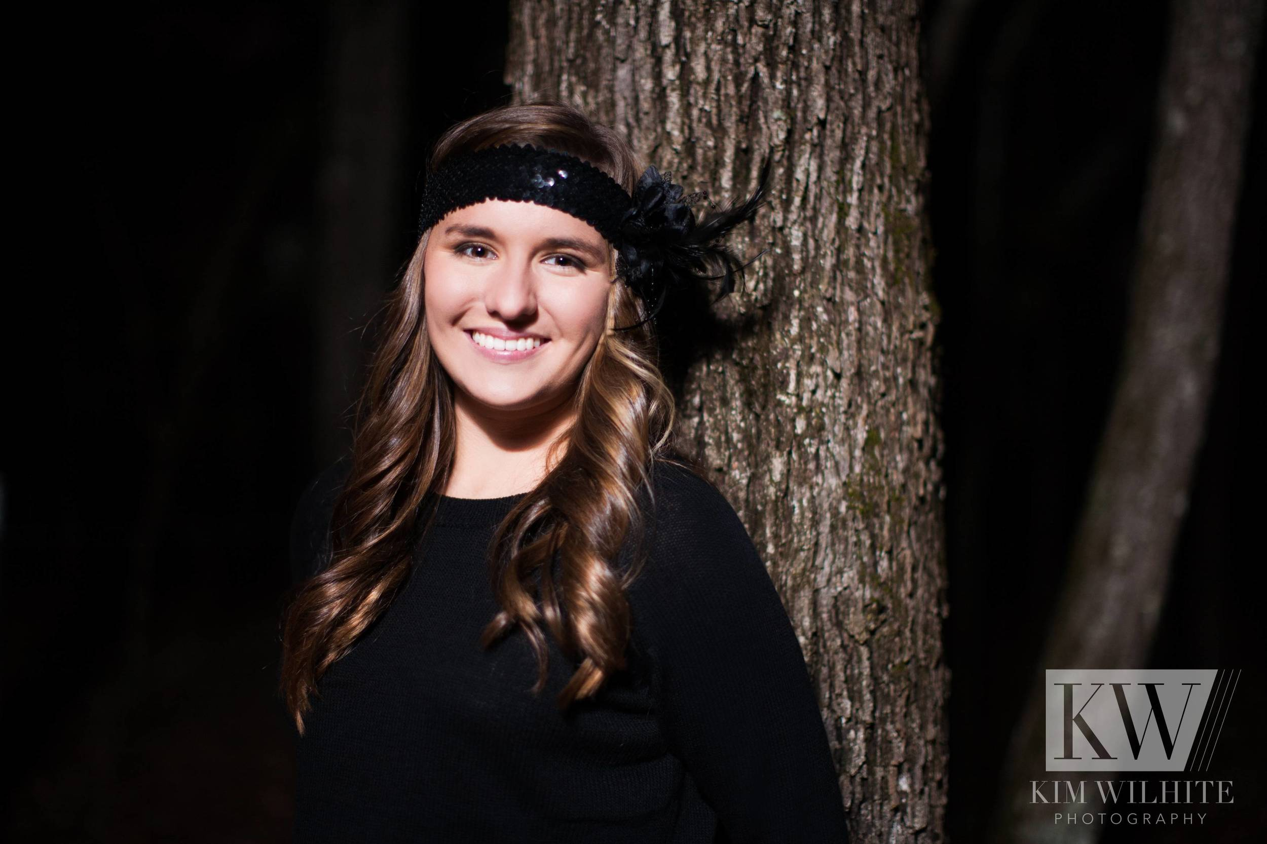 West Monroe High School Senior-3594