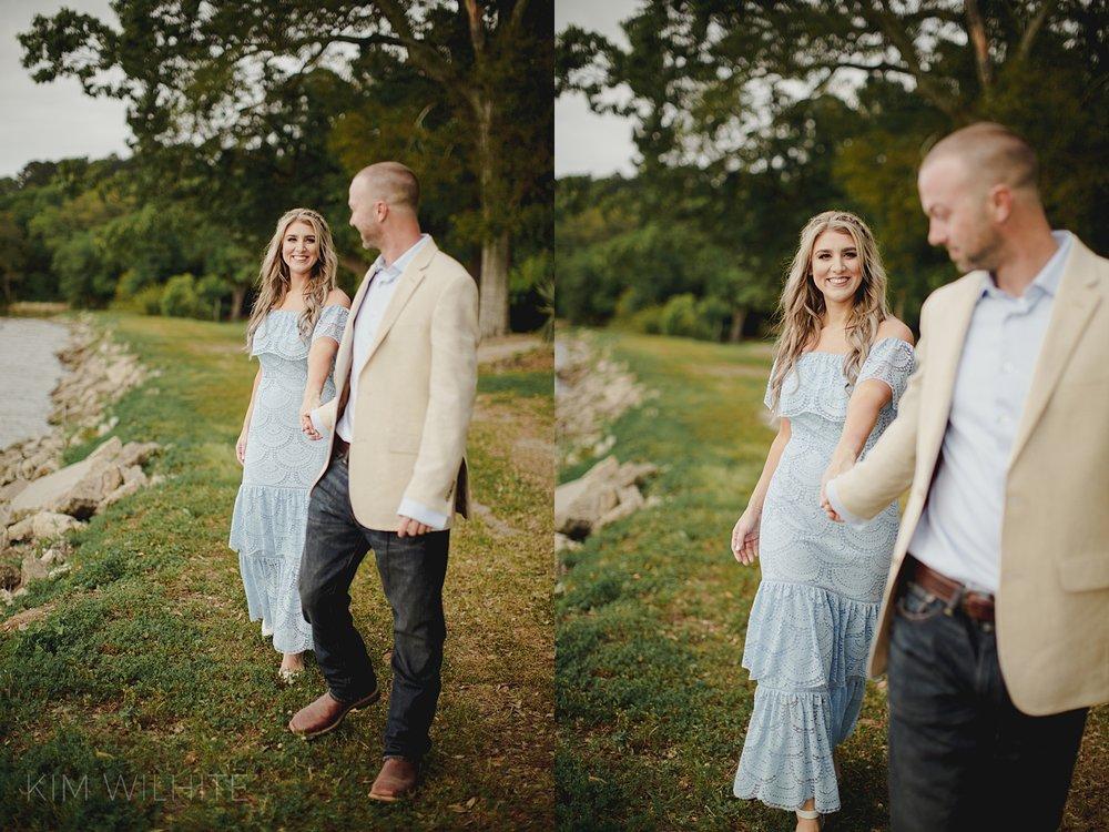 Rip Van Winkle Gardens Engagement Photos