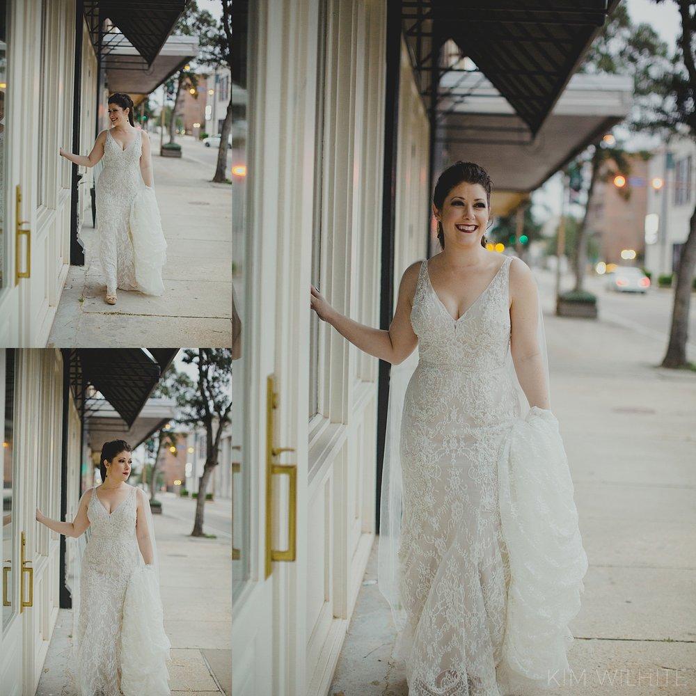 Downtown Monroe Bride