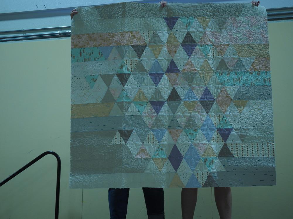 Michelle Freedman  Whisper Quilt / Mary Fons   @designcampdx