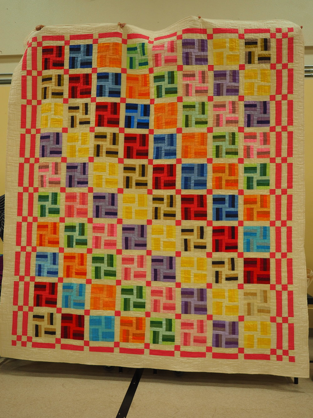 Joy Ruplinger  Quilted by Terry Blevin