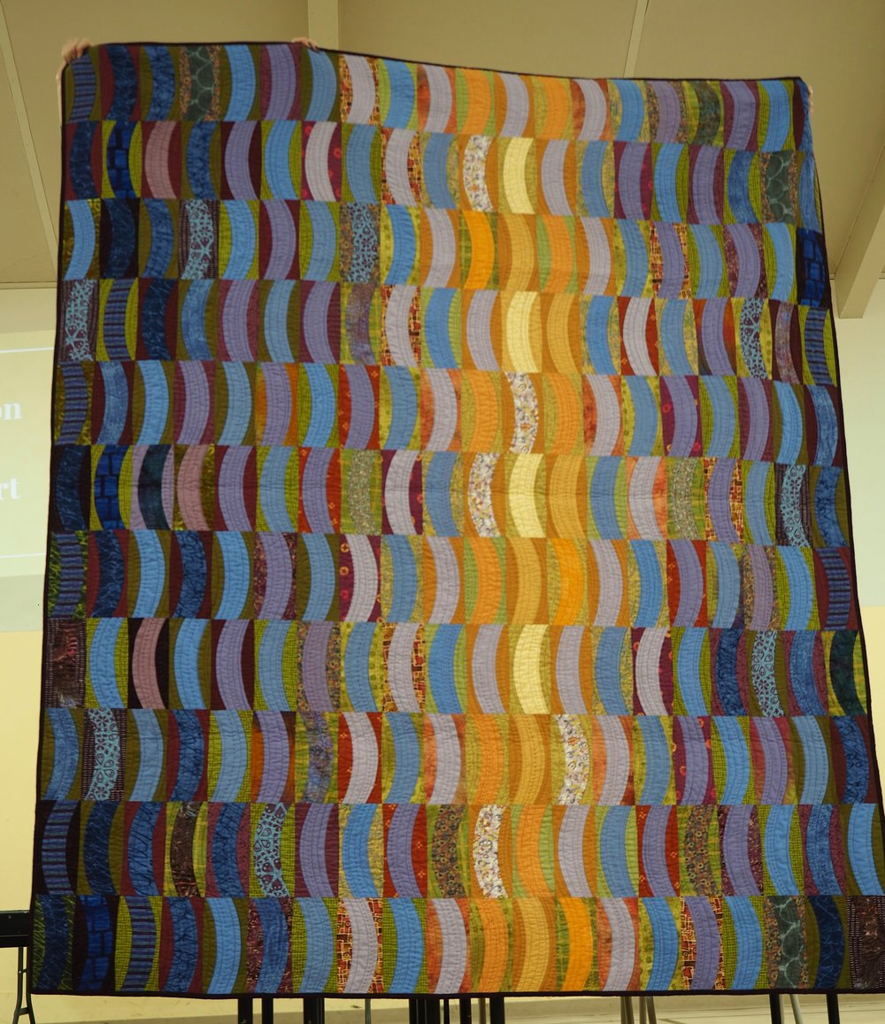Nina's Quilt by Kristin LaFlamme