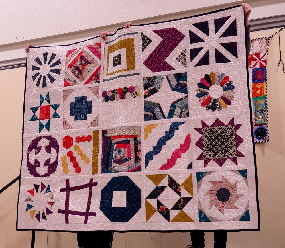 2012 Modern Sampler by Kimberly Buckley