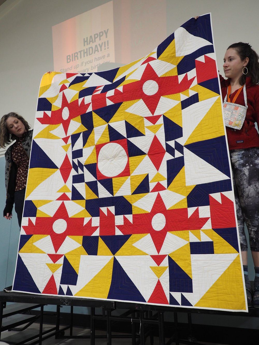 PMQG 2018 Quiltcon Charity Quilt