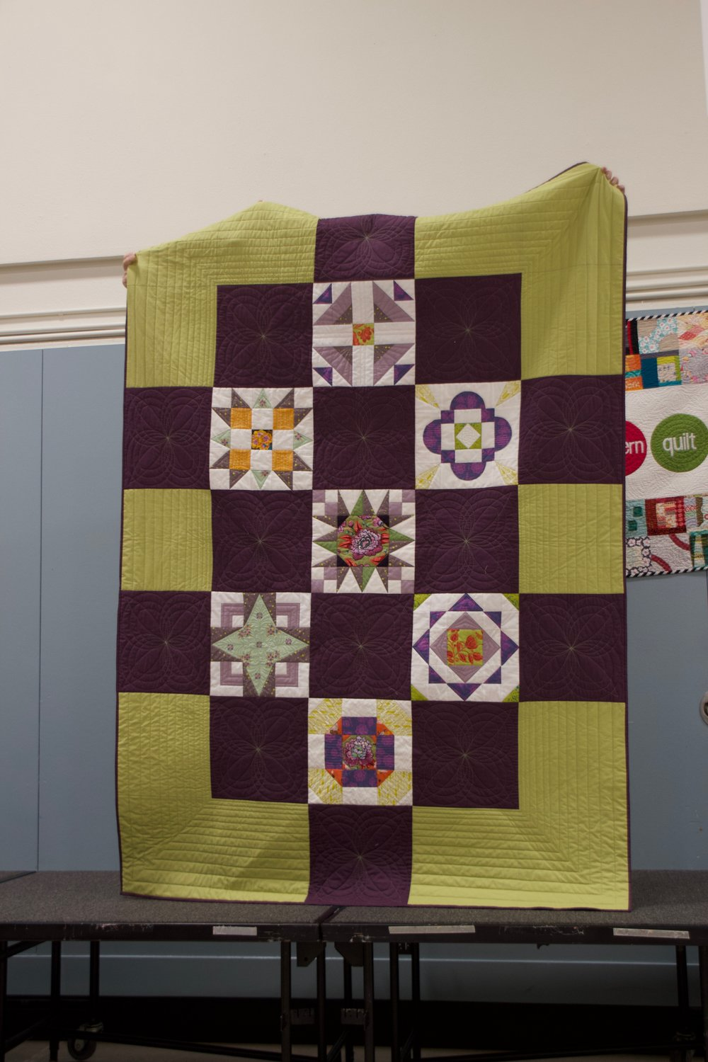 Quilt by Kazumi Peterson