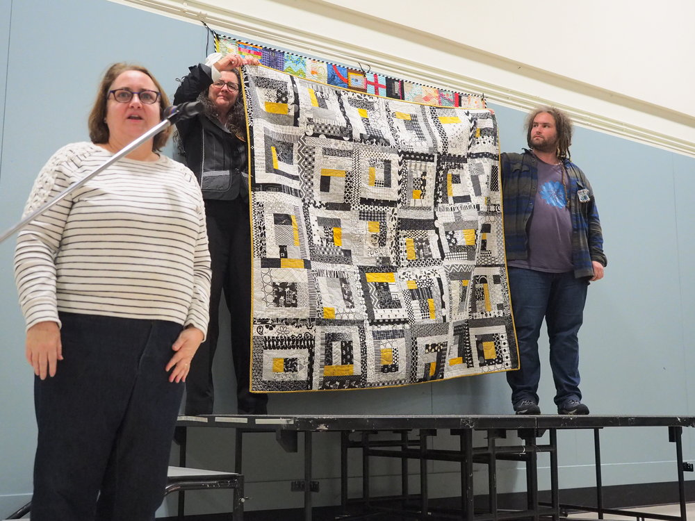 PMQG Charity Quilt