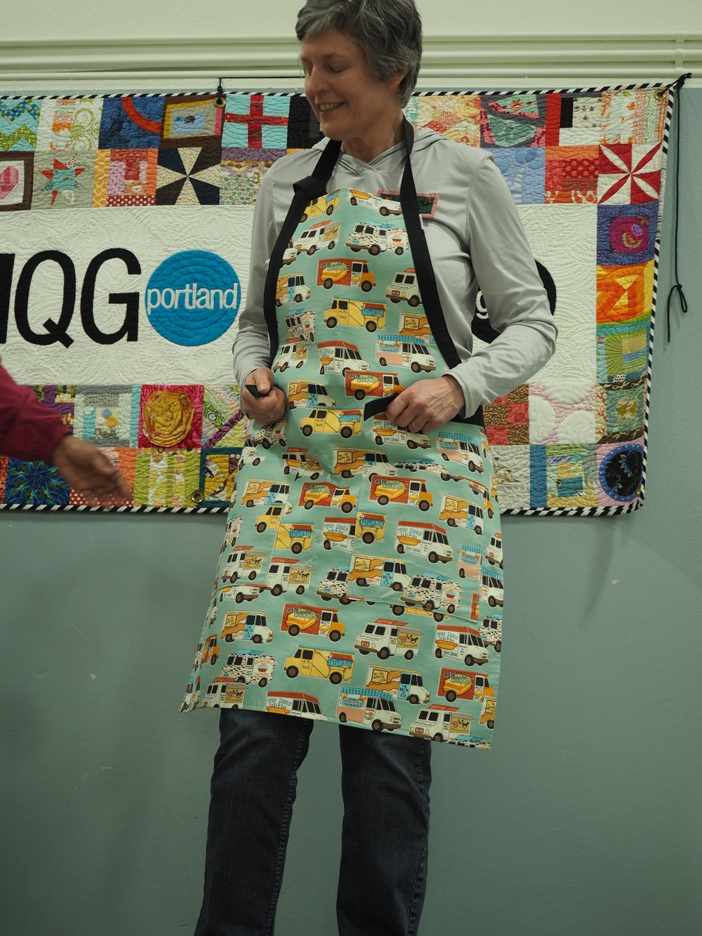 Apron by Ann Smith