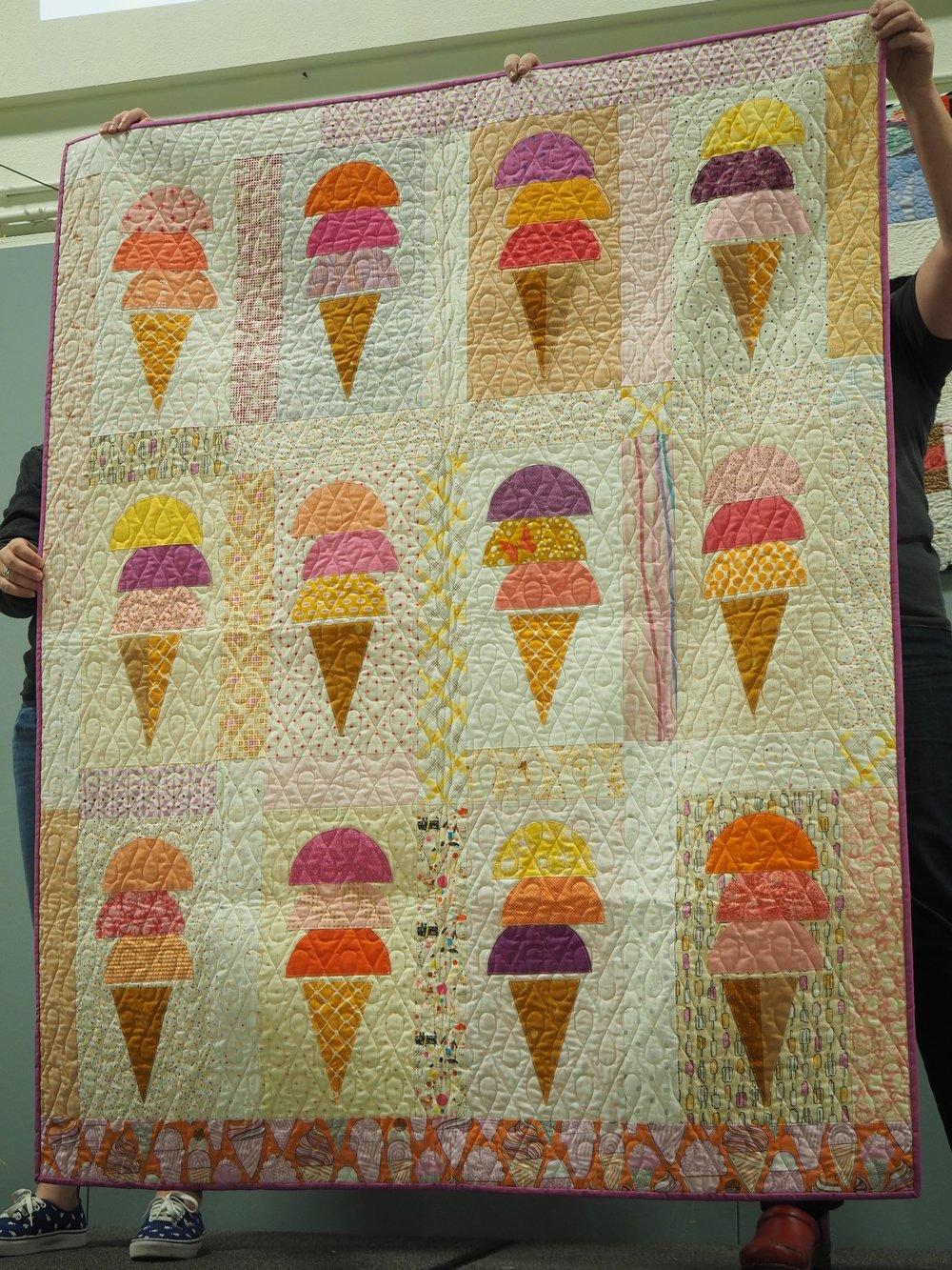Ice Cream by Jessica Prosper-Bohannon