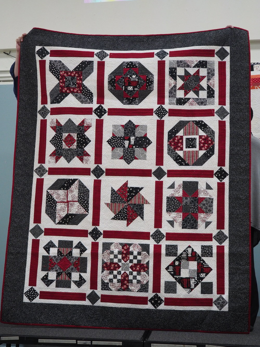 The House Quilt by Susan Dottarar