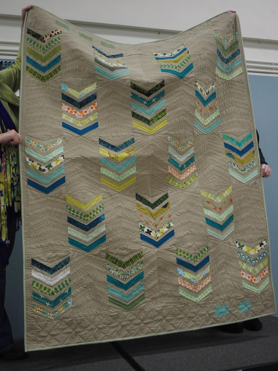 Stripes Earned by Tamara King