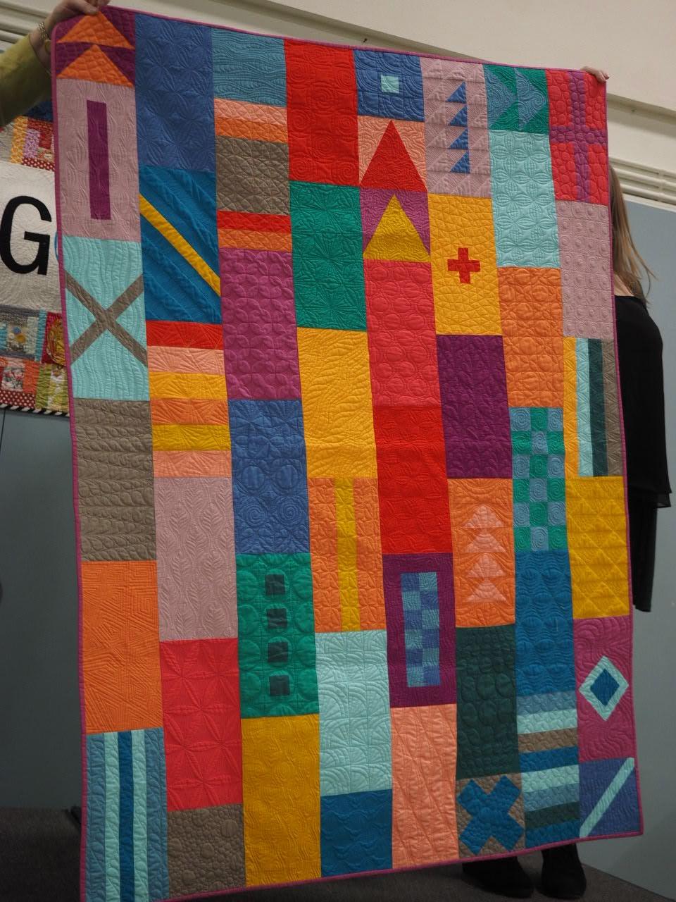 Texture Sampler by Christina Cameli