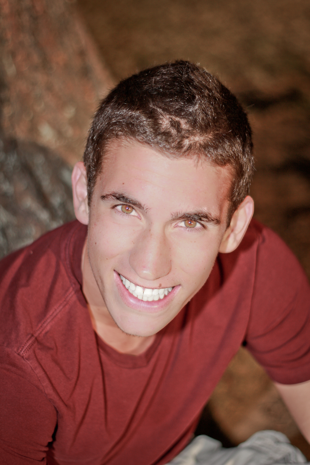 Kevin - Kamiak High School senior