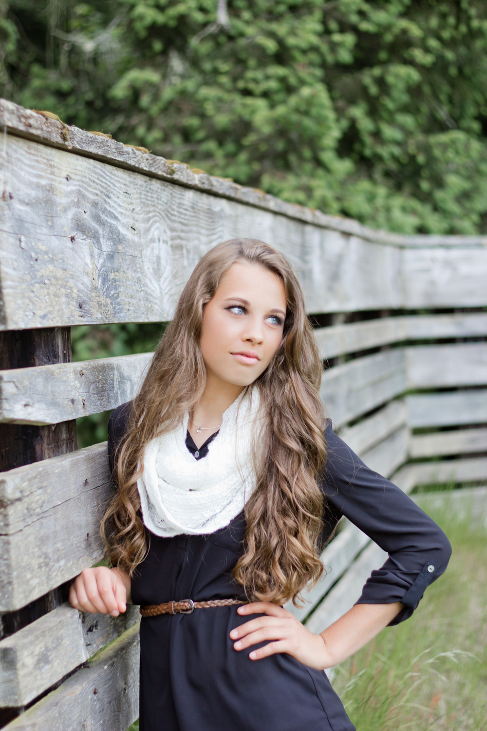 Tiffany - Kamiak High School Senior