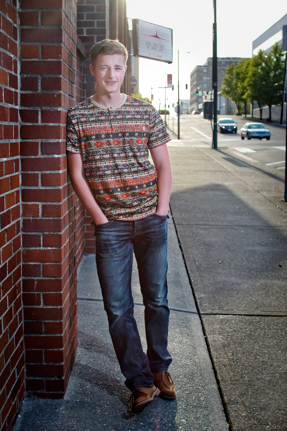 Austin - Marysville Pilchuck High School Senior