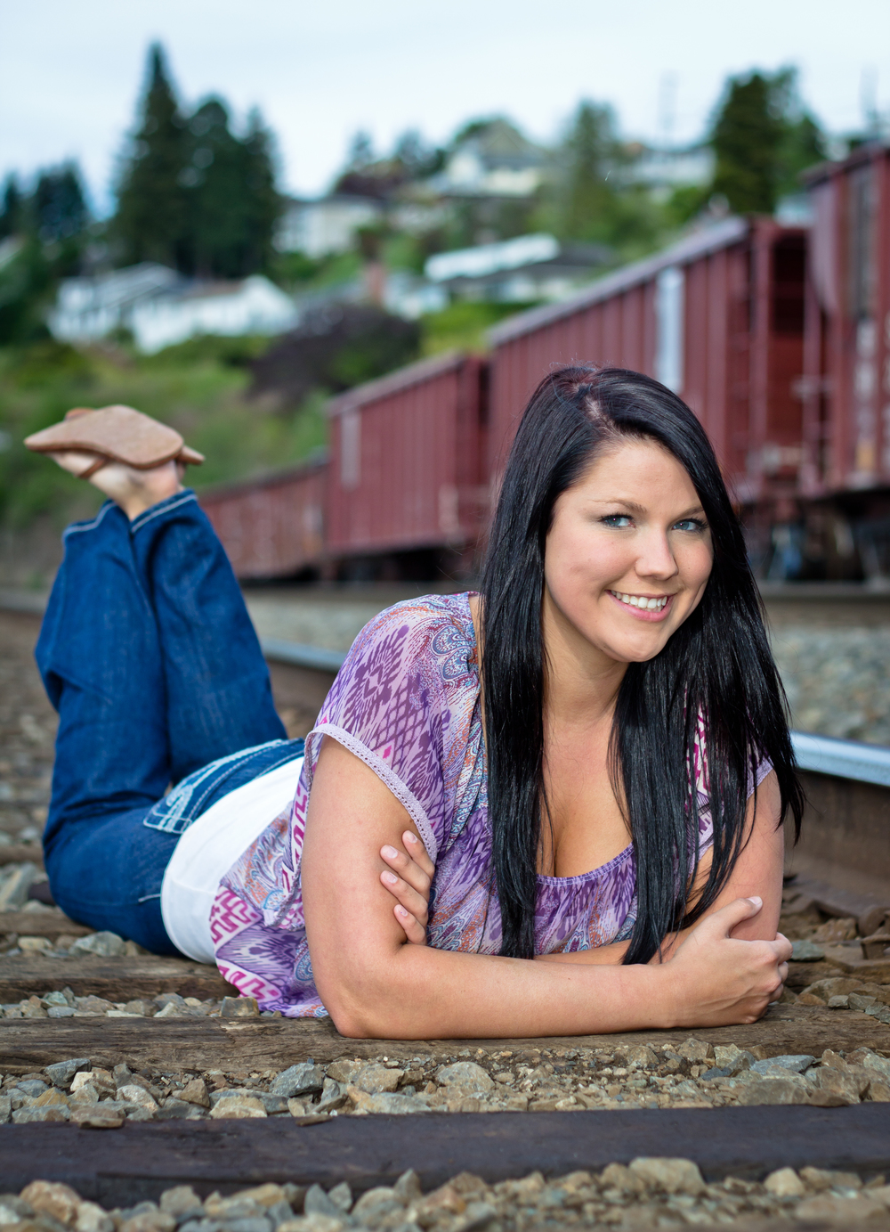 Hailey - Marysville Pilchuck High School Senior