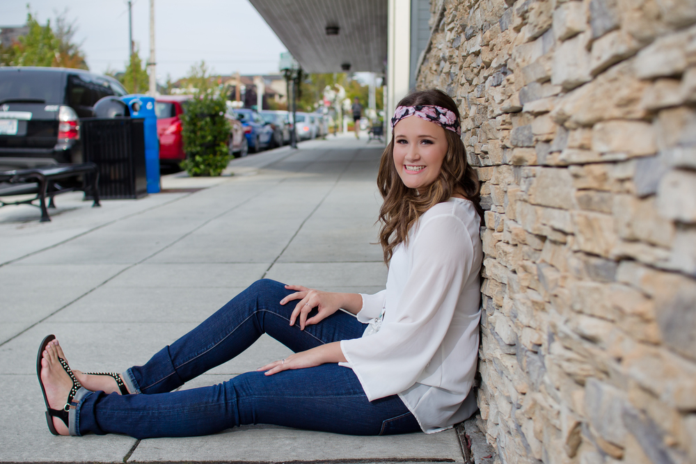 Ally - Kamiak High School Senior
