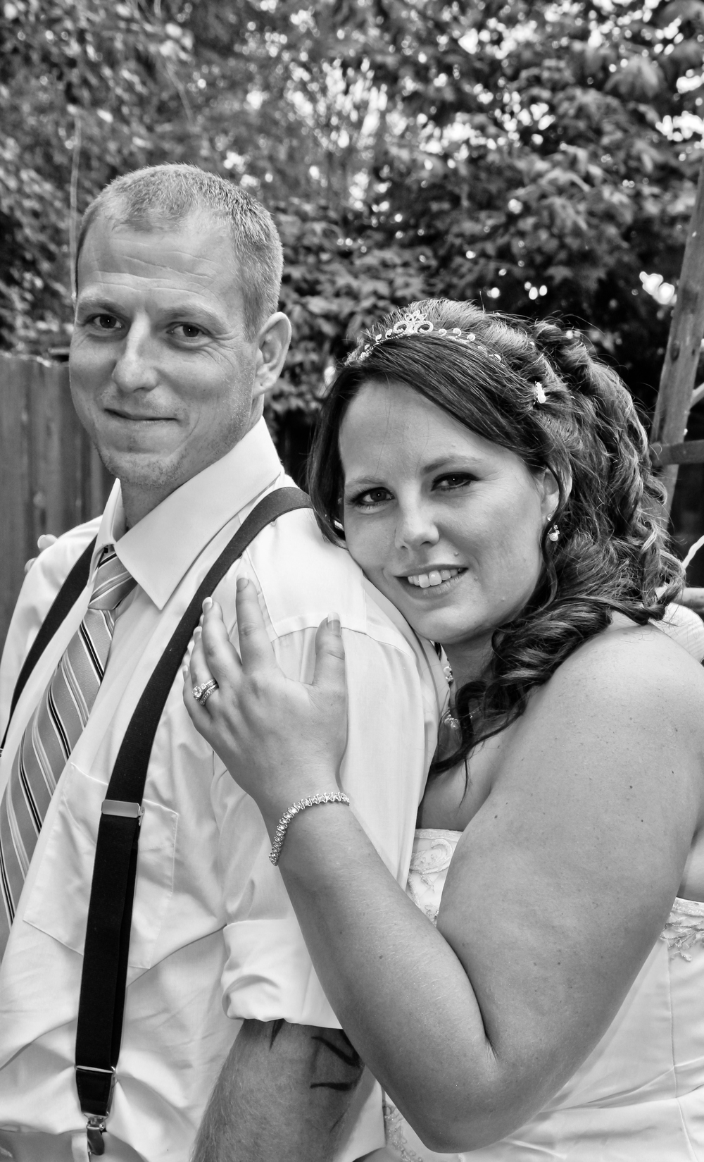 """We couldn't be more greatful to Justin. Looking for a photographer was probably the hardest decision we had to make. When it came down to it, we had just decided not to have a photographer. A long time friend booked Justin for us as a gift. Out of all all the gifts we got for our wedding, he was by far the BEST gift of all!!! He is a very easy going guy and pays attention to what you want and totally delivers excellent images! I would and will recommend Justin to anyone. Thank you for the ultimate gift and life time memories."" - Jeff & Katie"