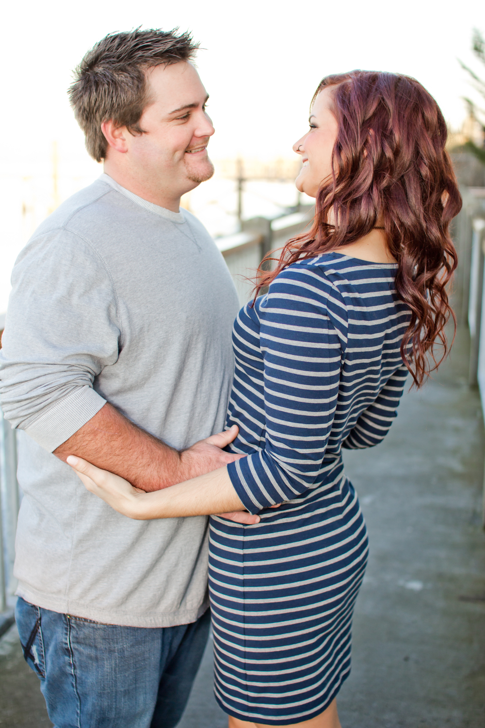 My fiancé and I absolutely loved the pictures Justin took!! He really captured *us* smile emoticon I definitely recommend his services!!! - Britany