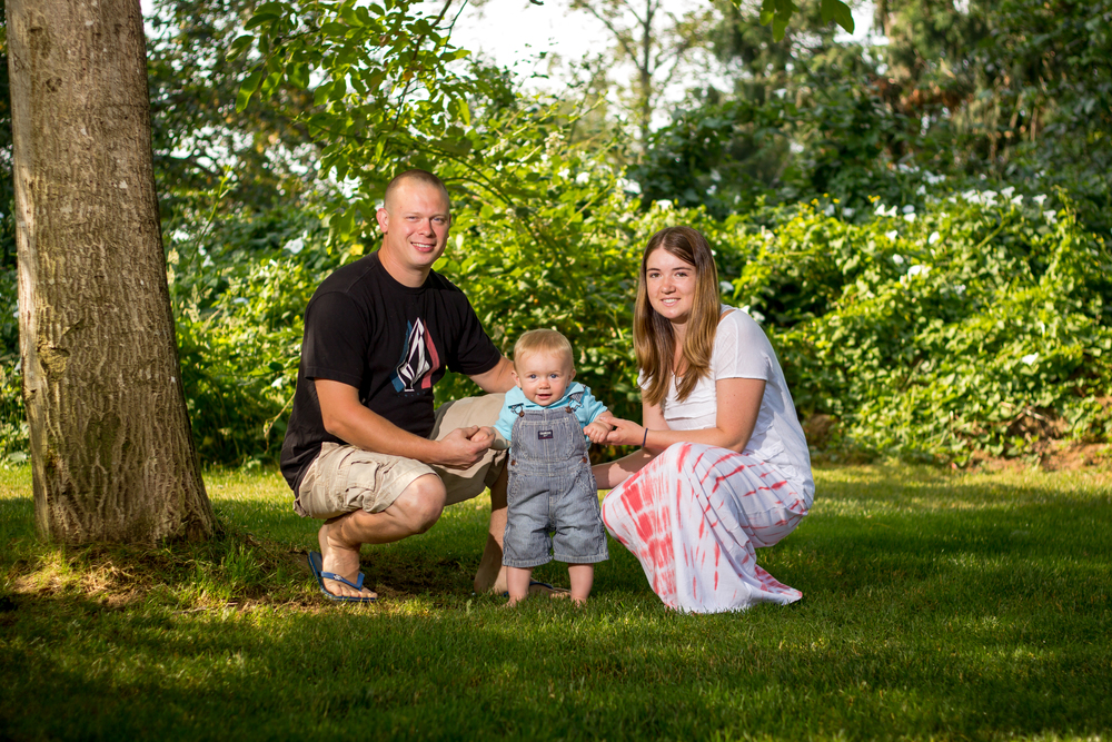 Justin took our family photos and did an amazing job. I highly recommend him. He was great with my 9 mo old son. - Sarah