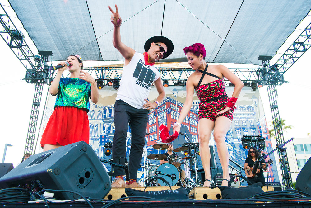 Las Cafeteras, Music Tastes Good 2016